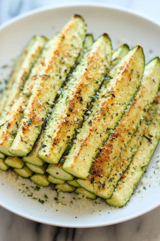 baked parmesan zucchini easy recipes amp healthy eating